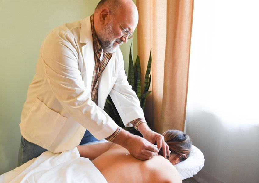 acupuncture with William Duarte