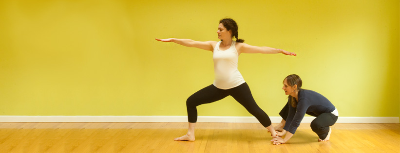 private yoga at Kirkland Whole Life Clinic